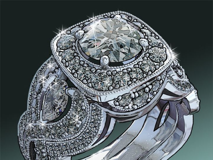 Tmx 1507168988610 Img0597 Clovis wedding jewelry
