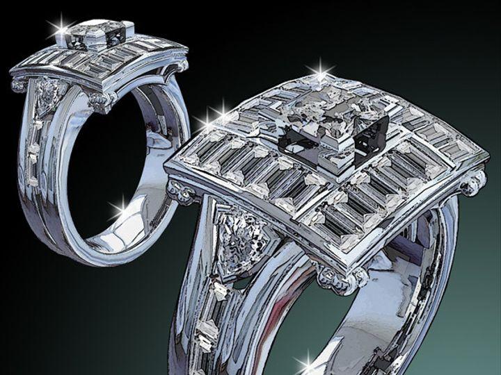 Tmx 1507169070745 Img0535 Clovis wedding jewelry