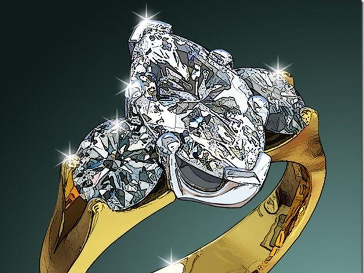 Tmx 1507224457636 Img0554 Clovis wedding jewelry