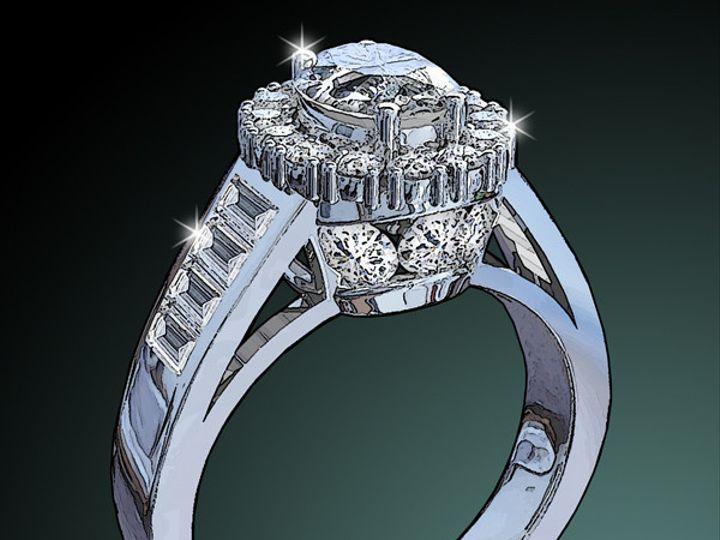 Tmx 1507224770861 Img1025 Clovis wedding jewelry