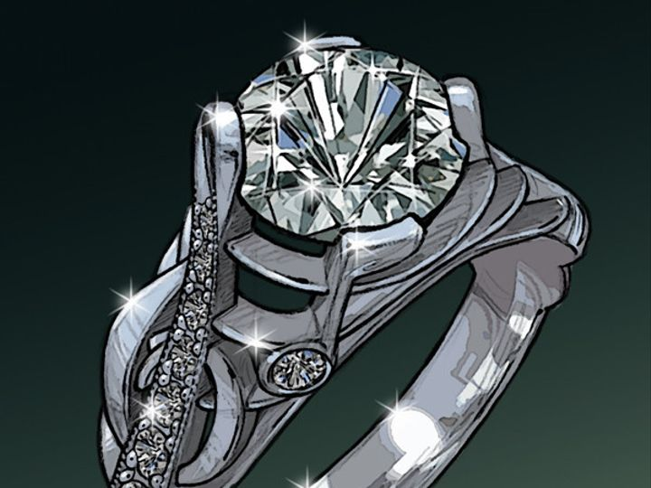 Tmx 1507225358172 Img0620 Clovis wedding jewelry