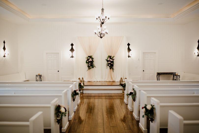 Chapel - Photo: Megan Renee