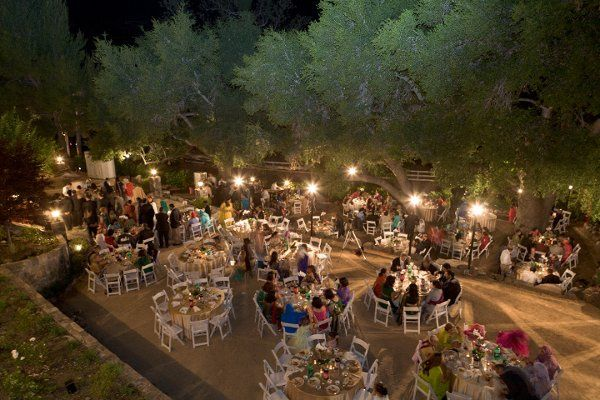 Another shot of our beautiful nighttime wedding we had in June of 2010