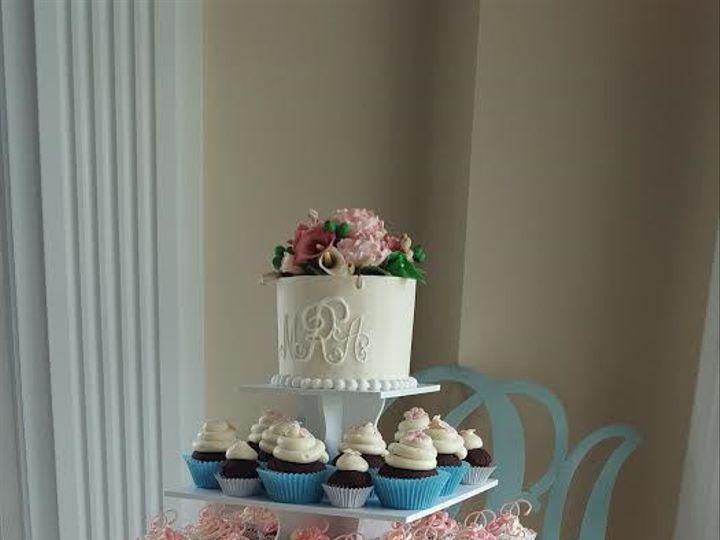 Tmx 1496114475928 Cupcakes Denton, Maryland wedding cake
