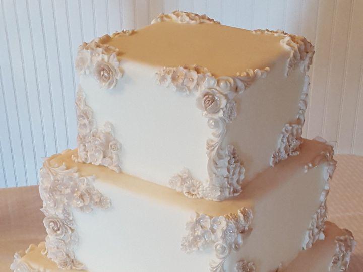 Tmx 1496246162711 Img20160316212805 Denton, Maryland wedding cake