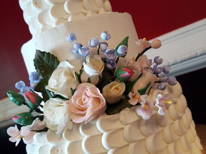 Tmx 1496629640104 Untitled Denton, Maryland wedding cake