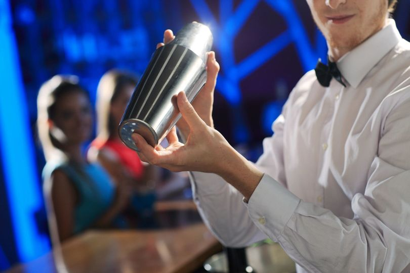 Our dedicated bartenders will be the hit of your event.
