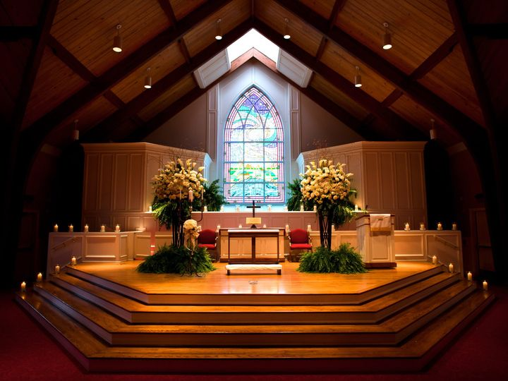 Tmx 1422387490016 Full Chapel Stage Brookshire, TX wedding venue