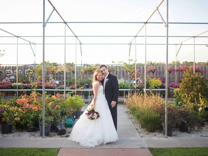 Tmx 1422392218200 Bride And Groom At A Nursery 1024x682 Brookshire, TX wedding venue