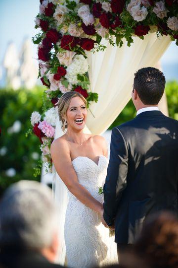 Coronado wedding ceremony
