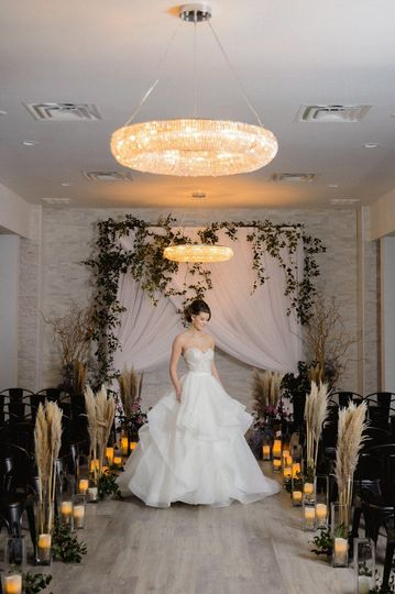 The Allure on the Lake- Ceremony Space