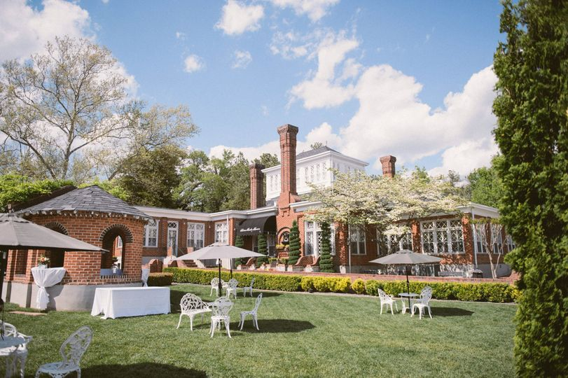 Historic Mankin Mansion Wedding Resort
