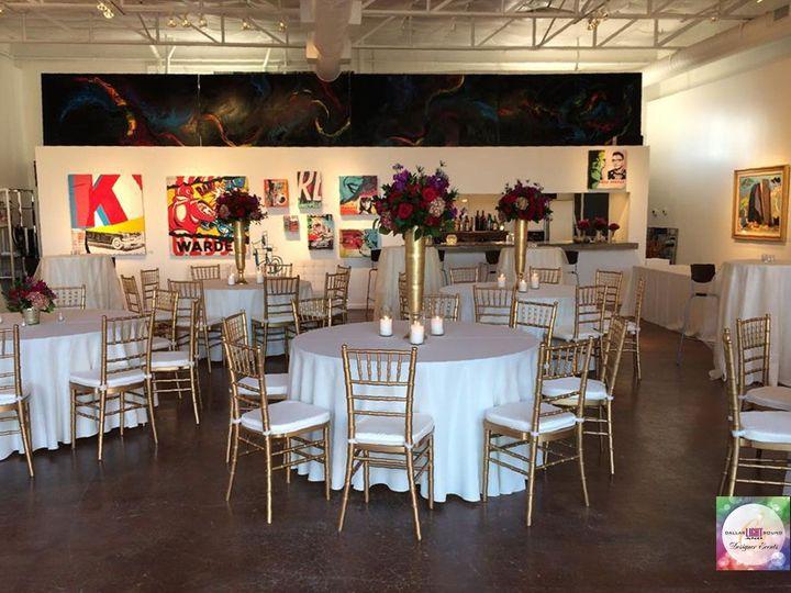 Tmx 1424565166477 Wall Gallery Wedding   09 Dallas wedding eventproduction