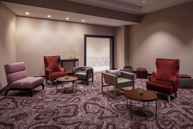 Existing Hotel Soft Seating