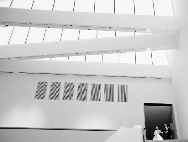 Skylights in Blanton Atrium, photo by Photography by Vanessa