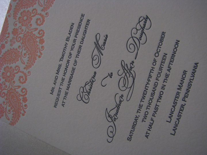 Tmx 1401326134286 Img410 Washington, DC wedding invitation