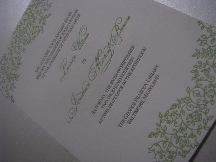 Tmx 1401326174994 Img410 Washington, DC wedding invitation