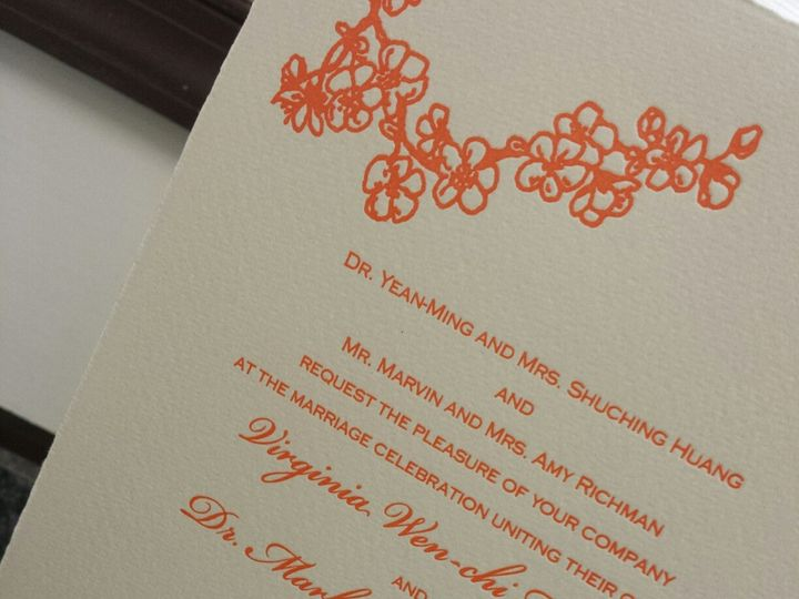 Tmx 1429147159474 Ww10 Washington, DC wedding invitation