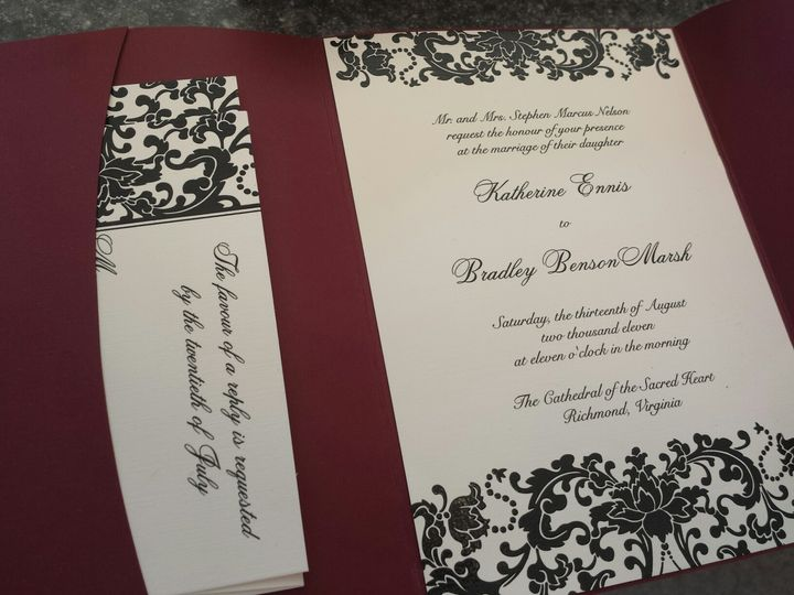 Tmx 1429147691378 Ww15 Washington, DC wedding invitation