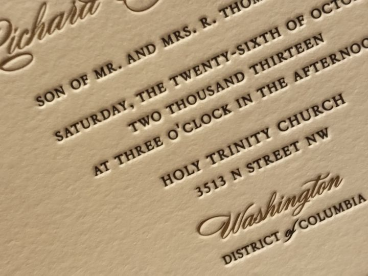 Tmx 1429148777874 Ww26 Washington, DC wedding invitation