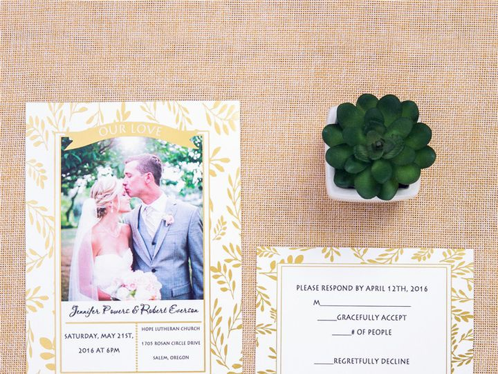 Tmx 1504535745323 Wed14 Washington, DC wedding invitation