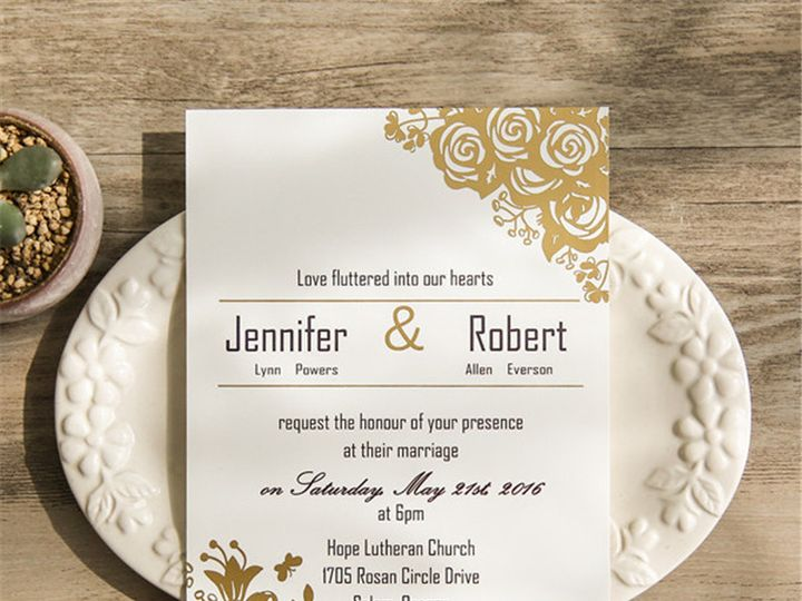 Tmx 1504535783568 Wed18 Washington, DC wedding invitation