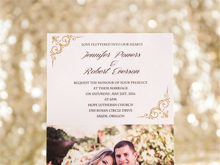 Tmx 1504535819468 Wed23 Washington, DC wedding invitation