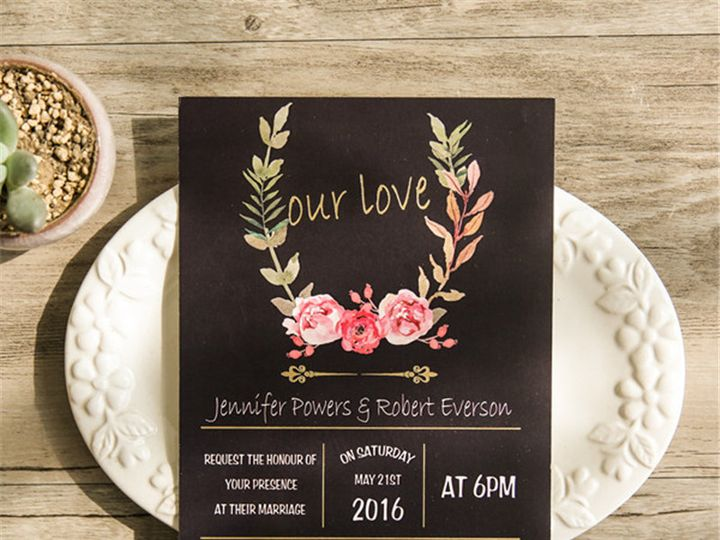 Tmx 1504535851619 Wed28 Washington, DC wedding invitation