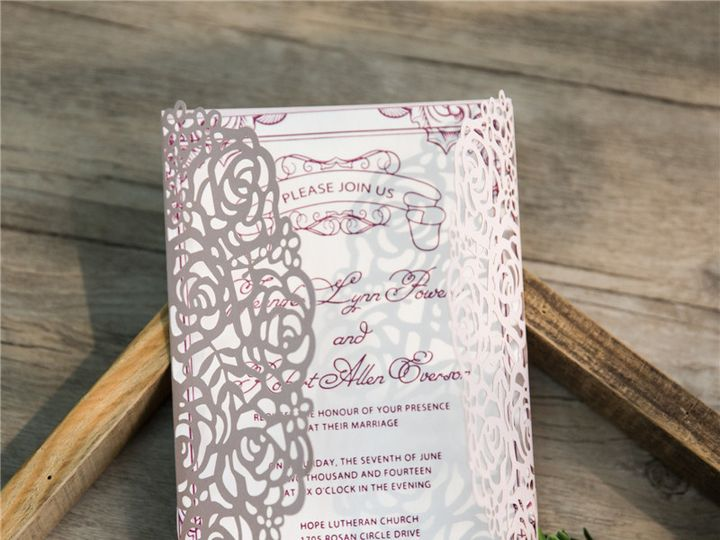 Tmx 1504535894025 Wed33 Washington, DC wedding invitation