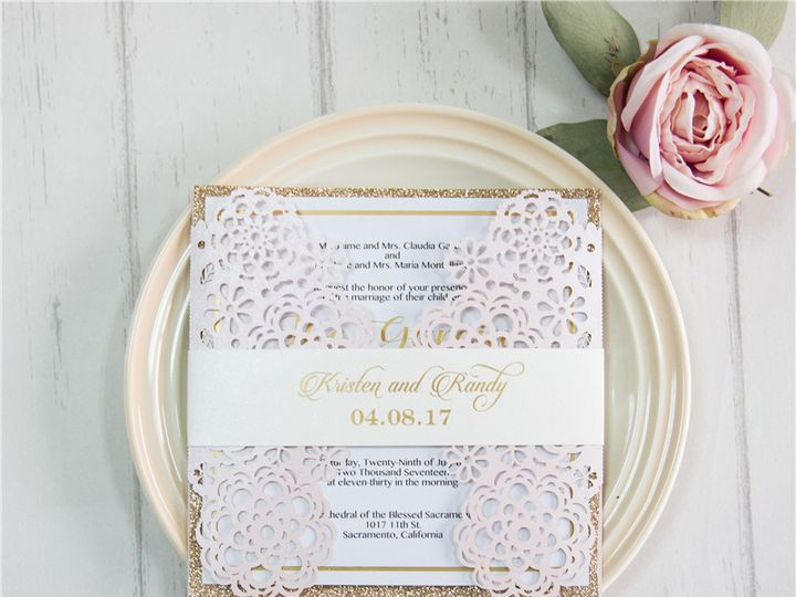 Tmx 1504535967097 Wed41 Washington, DC wedding invitation
