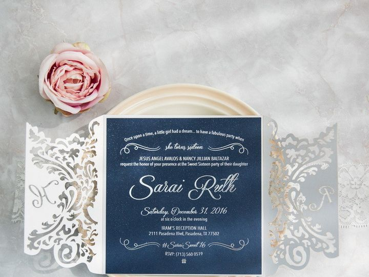 Tmx 1504535984138 Wed43 Washington, DC wedding invitation
