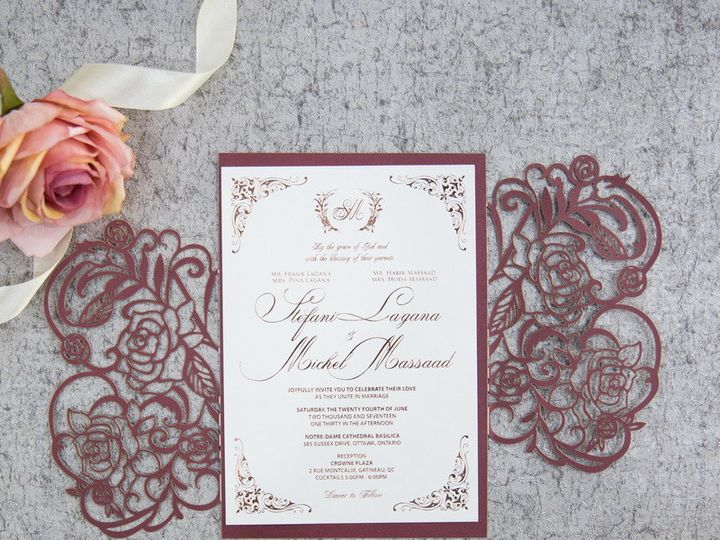 Tmx 1504536019439 Wed46 Washington, DC wedding invitation