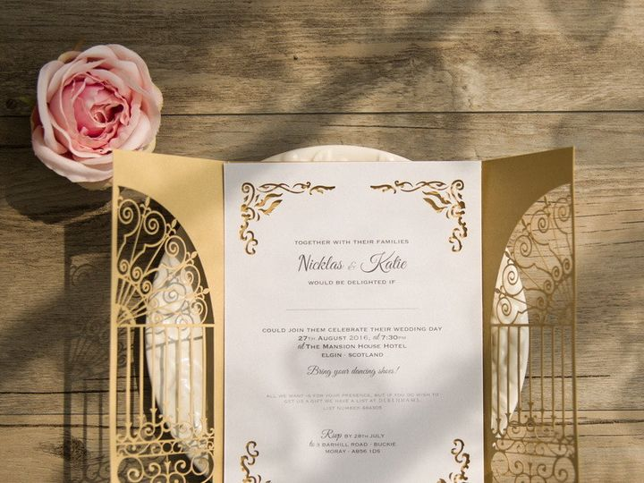 Tmx 1504536103336 Wed55 Washington, DC wedding invitation