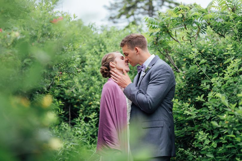 Classy Seaside New England Wedding in Maine