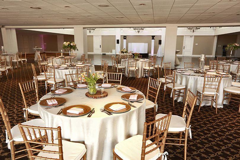 Main Dining Room - view of dance floor