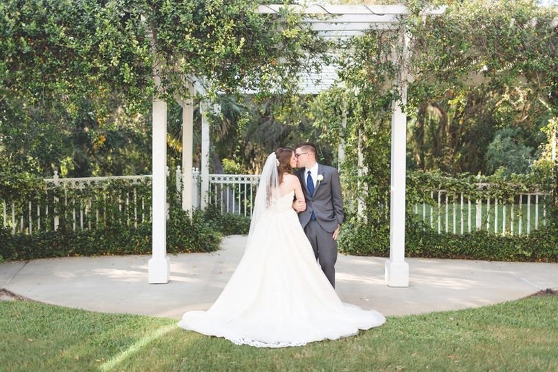 Lake Mary Events Cntr. Wedding