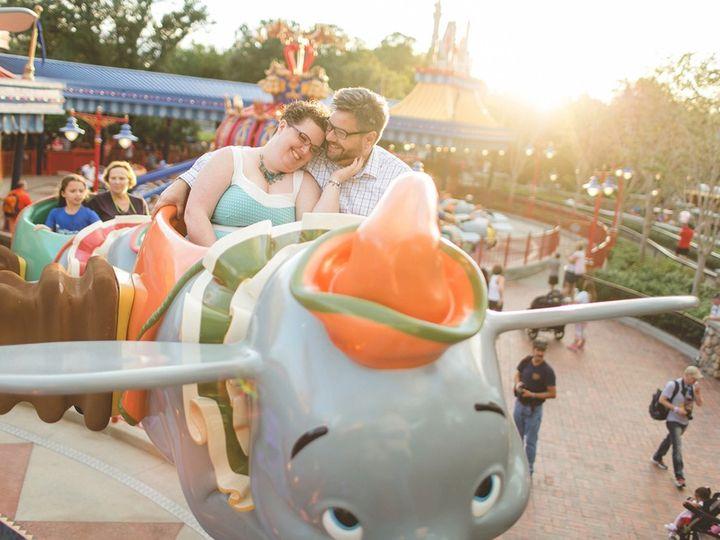 Tmx 1 Jaime Diorio Disney World Engagement Photo Orlando Wedding Photographer Orlando Engagement Photographer Magic Kingdom Engagement Session Couple On Dumbo Ride At Disney Disney Anniversary Photos 51 680998 1568401232 Orlando, FL wedding photography