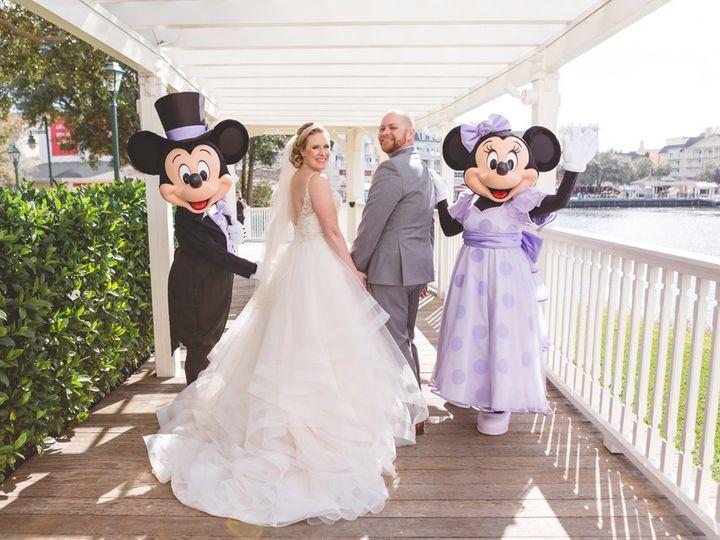 Tmx Disney Wedding Jaime Diorio Photography Orlando Wedding Photographer 2 51 680998 1568400349 Orlando, FL wedding photography