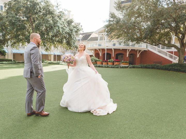 Tmx Disney Wedding Jaime Diorio Photography Orlando Wedding Photographer 6 51 680998 1568400350 Orlando, FL wedding photography