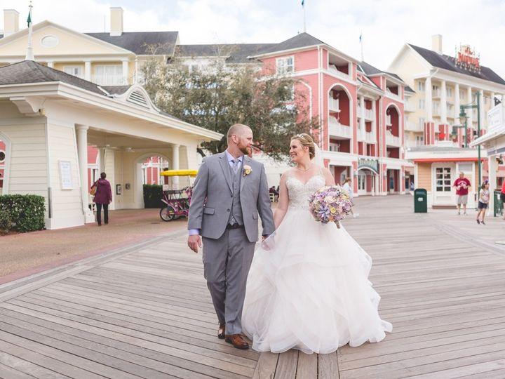 Tmx Disney Wedding Jaime Diorio Photography Orlando Wedding Photographer 8 51 680998 1568400354 Orlando, FL wedding photography