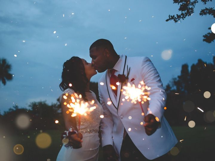 Tmx Disney Wedding Jaime Diorio Photography Orlando Wedding Photographer Sparkler Exit 51 680998 1568400364 Orlando, FL wedding photography