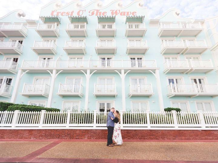 Tmx Disney Wedding Photographer Jaime Diorio Disney Boardwalk Engagment Session 2 51 680998 1568401233 Orlando, FL wedding photography