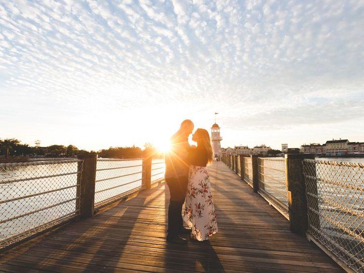 Tmx Disney Wedding Photographer Jaime Diorio Disney Boardwalk Engagment Session 51 680998 1568401232 Orlando, FL wedding photography