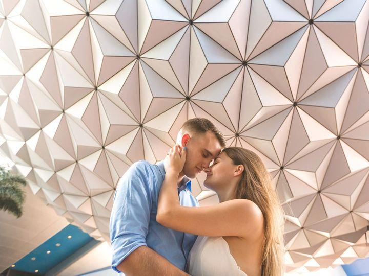 Tmx Disney Wedding Photographer Jaime Diorio Epcot Engagment Session 8 51 680998 1568401236 Orlando, FL wedding photography