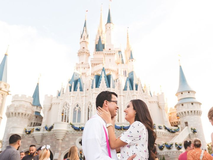 Tmx Disney Wedding Photographer Jaime Diorio Magic Kingdom Engagment Session 2 51 680998 1568401239 Orlando, FL wedding photography