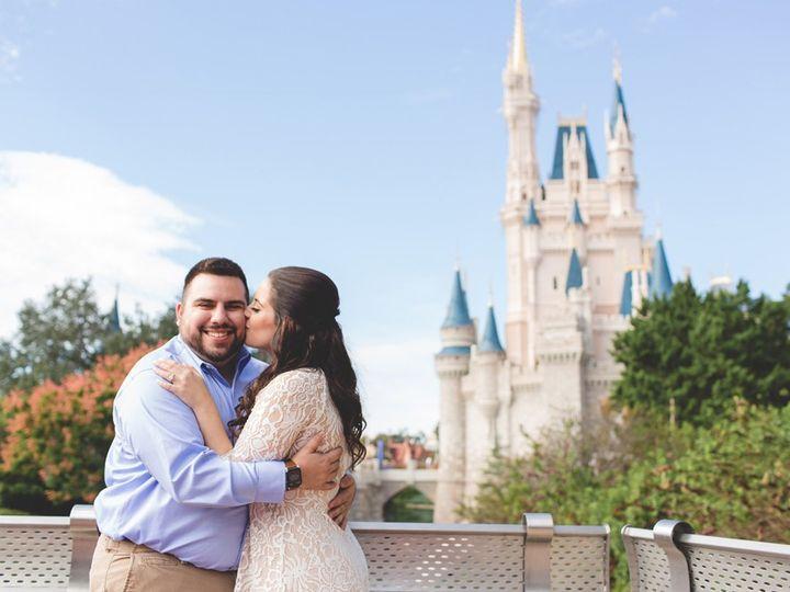 Tmx Disney Wedding Photographer Jaime Diorio Magic Kingdom Engagment Session 7 51 680998 1568401241 Orlando, FL wedding photography
