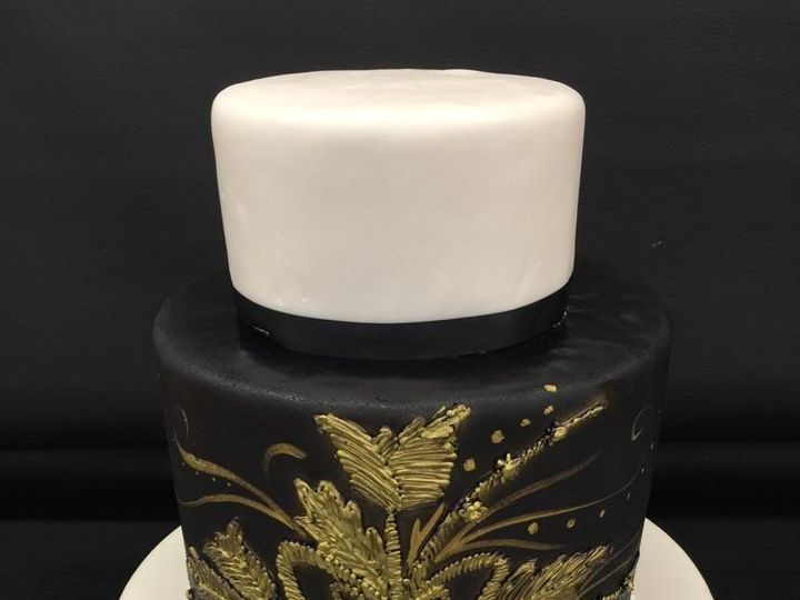 Tmx Gold 51 31998 157867984656841 Portland, OR wedding cake