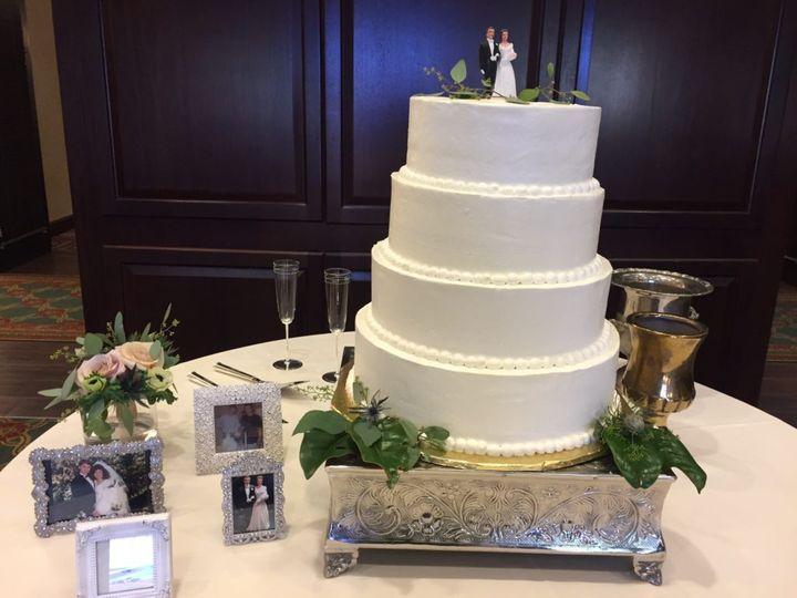 Tmx Miller Wedding 51 671998 Georgetown, Kentucky wedding cake