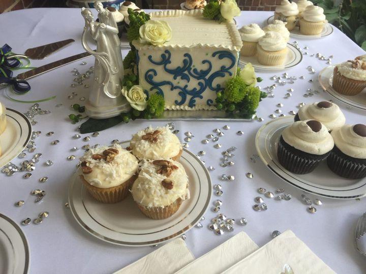Tmx Small Scroll Wedding 51 671998 Georgetown, Kentucky wedding cake