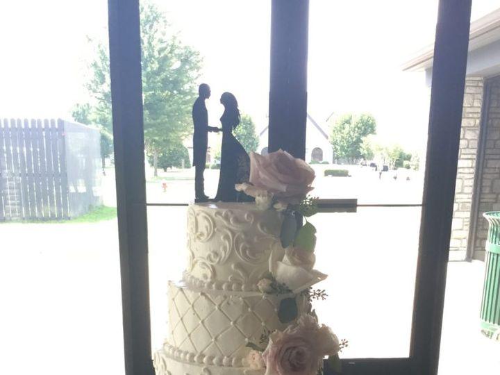 Tmx Travel Wedding 51 671998 Georgetown, Kentucky wedding cake